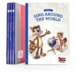Rusty and Rosy Early Reading - Educational DVD