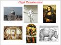 ArtBingo High Renaissance Engl
