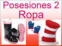 Introductory Words - Spanish - Possessions 2