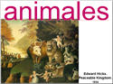 Introductory Words - Spanish - Animals