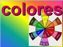 Introductory Words - Spanish - Colores