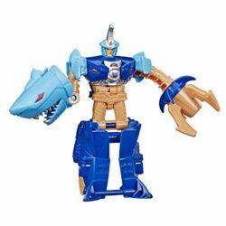 Shark Transformer Toys