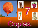 Couplets 7 - Spanish - colors and foods