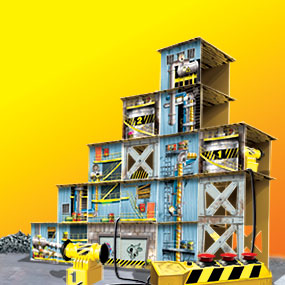 Mind Blowing Science Toy - Demolition Lab for Kids