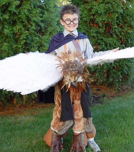Best home-made kids Halloween costumes. Top 10 original costumes